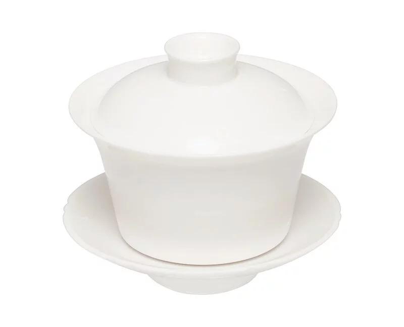 台湾茶器販売〜古瓷〜古瓷特大蓋碗の画像